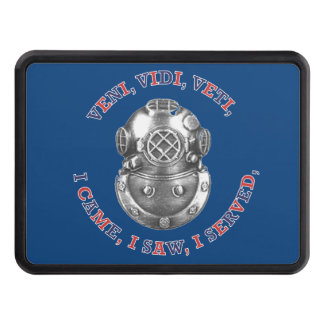 Second Class Diver VVV Shield Tow Hitch Covers