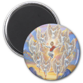 'Second Coming' by Jenny McLaughlin 2 Inch Round Magnet