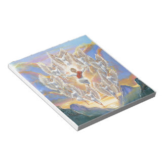 'Second Coming' by Jenny McLaughlin Notepad