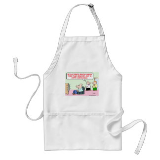 second cousin rhree times removed adult apron