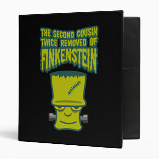 Second Cousin Twice Removed of Finklestein Binders