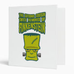 Second Cousin Twice Removed of Finklestein Vinyl Binder