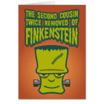 Second Cousin Twice Removed of Finklestein Greeting Cards