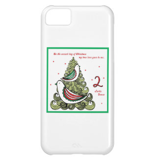 Second Day of Christmas iPhone 5C Cover