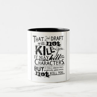 Second Draft Writer's Mug
