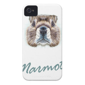 Second February - Marmot Day iPhone 4 Case-Mate Case
