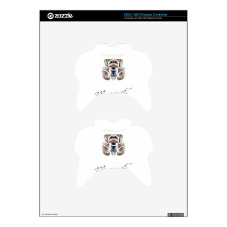 Second February - Marmot Day Xbox 360 Controller Skin
