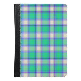 Second Fibonacci Plaid Nerdy Math Tartan iPad Air Case