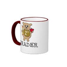 Second Grade School mug