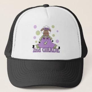 Second Grade Sheep Trucker Hat