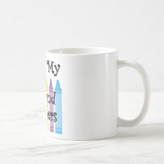 second grade teacher2 coffee mug