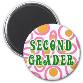 Second Grader Magnet