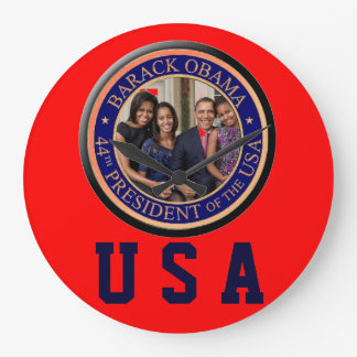 Second inauguration of Barack Obama Clocks