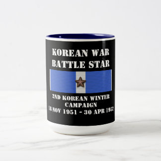 Second Korean Winter Campaign Mug