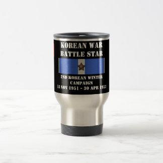 Second Korean Winter Campaign Coffee Mug