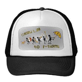 Second LIne Fans Trucker Hat