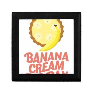 Second March - Banana Cream Pie Day Gift Box