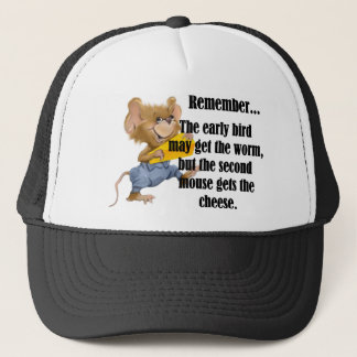 Second Mouse Trucker Hat