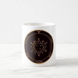 Second Pentacle of Jupiter Coffee Mug