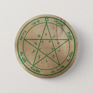 Second Pentacle of Venus Button