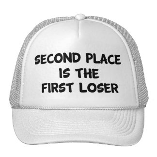 Second Place Trucker Hat