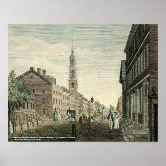 Second Presbyterian Church, Philadelphia Print