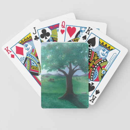Second set in the Nature Series of art images. Card Decks