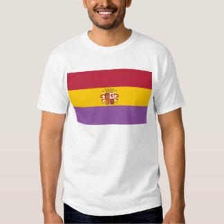 Second Spanish Republic Flag (1931-1939) Tshirt