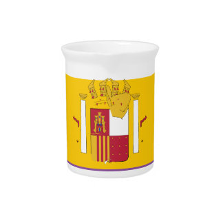 second-spanish-republic-Flag Drink Pitcher