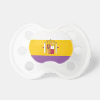 second-spanish-republic-Flag Pacifier