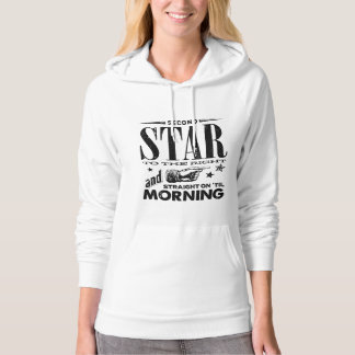 Second Star to the Right Hoodie