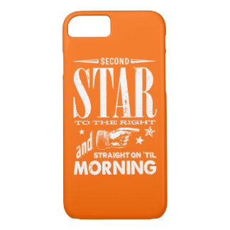 Second Star to the Right iPhone 7 Case