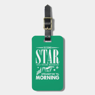 Second Star to the Right Bag Tag