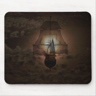 second star to the right mouse pad