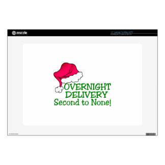 """Second To None! 15"""" Laptop Decal"""