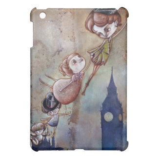Second to the right and straight on 'till morning iPad mini cases