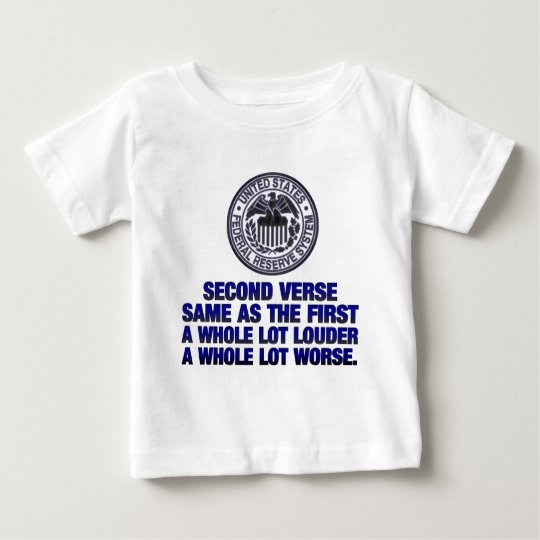 Second Verse Baby T-Shirt