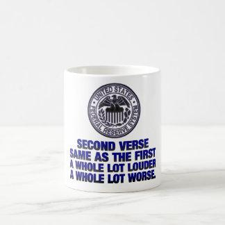 Second Verse Mugs