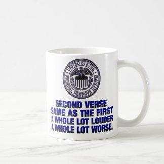 Second Verse Mug