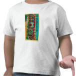 Secoyas, California - escenas grandes de la letra Camisetas