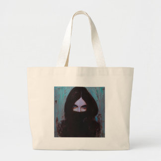 Secrecy Of Illicity Large Tote Bag