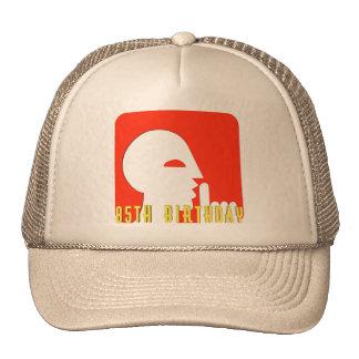 Secret 85th Birthday Gifts Trucker Hat