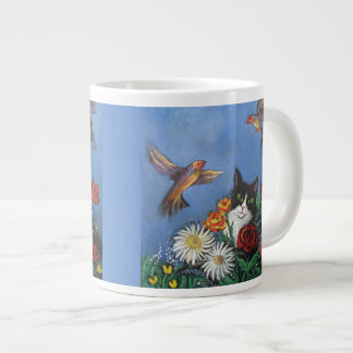 Secret Admiration Large Coffee Mug