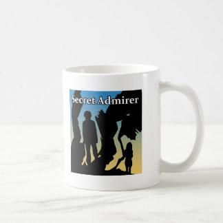 Secret Admirer T-Shirts, Buttons & Magnets Coffee Mug