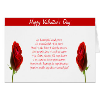 Secret admirer valentine's day cards