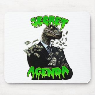 Secret Agenda Mouse Pad