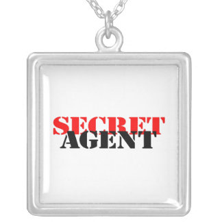 Secret Agent Custom Jewelry