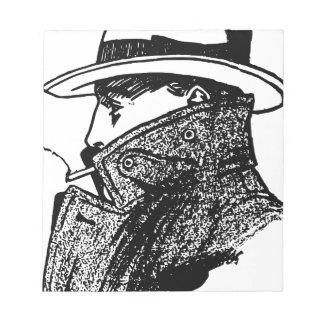 Secret Agent Notepad