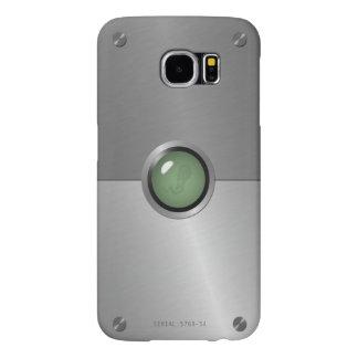 Secret Alien Phone Cover (Galaxy S6)