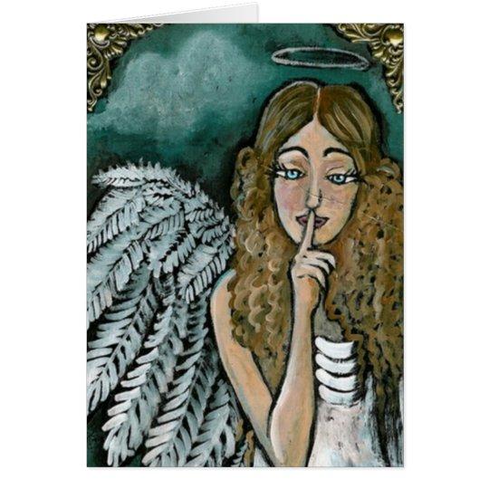 Secret Angel Card